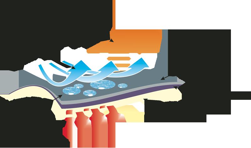 ekologiczny softshell