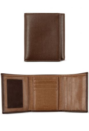 Will's Trifold ID Wallet