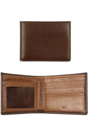 Will's Slim US billfold ID wallet