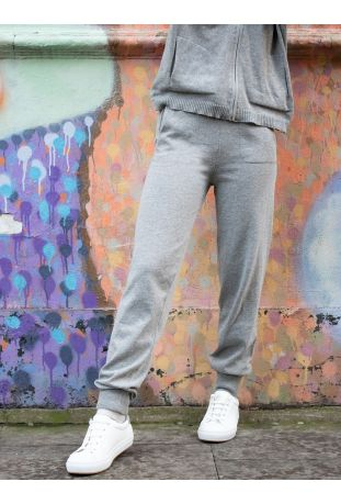 Will's Vegan Loungewear Knit Bottoms Grey