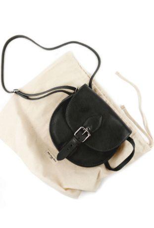 WILL'S Vegan Saddle Bag