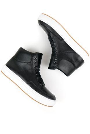 WILL'S Vegan Sneaker Boots