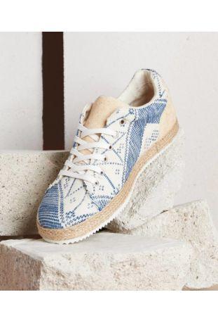 Umòja Étoiles De Cap-Vert wegańskie buty sneakersy