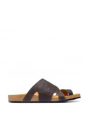 Nae Daros vegane PINATEX™ Sandalen schwarz