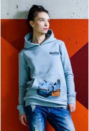 Blue Fish Bio-Baumwolle Damen sweatshirt