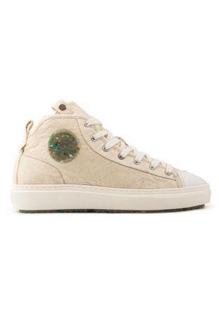 Zouri WAHOO wegańskie sneakersy natural