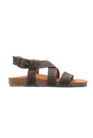 Zouri Sand Hemp wegańskie sandały