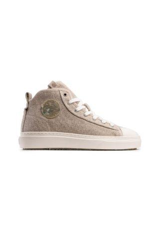 Zouri Esox Linen wegańskie sneakersy