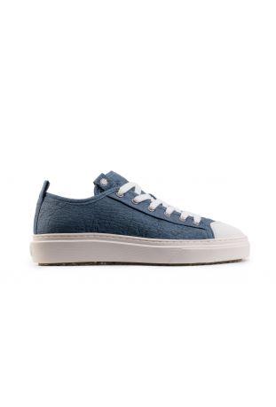Zouri WAKAME Blue wegańskie sneakersy
