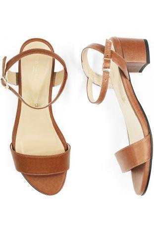 Will's City Sandals Tan