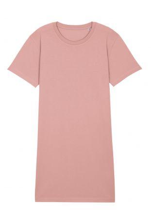 SLOGAN Ringtones Organic Cotton women's dress