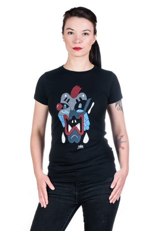 DEMON WOMEN'S T-SHIRT