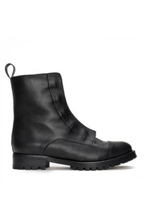 Nae Jenny Black wegańskie buty damskie