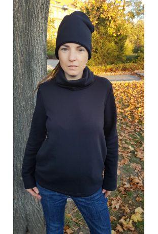 SLOGAN Neem Bio-Baumwolle Damen sweatshirt