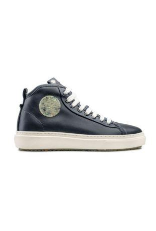 Zouri MADRACIS Blue vegan sneakers