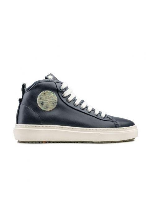 Zouri MADRACIS Blue wegańskie sneakersy