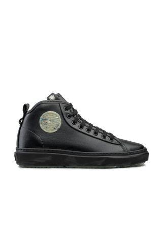Zouri MADRACIS Black vegan sneakers