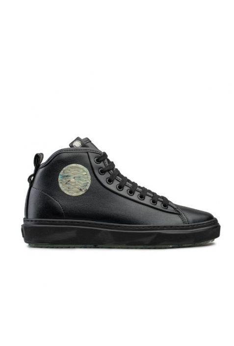 Zouri MADRACIS Black wegańskie sneakersy