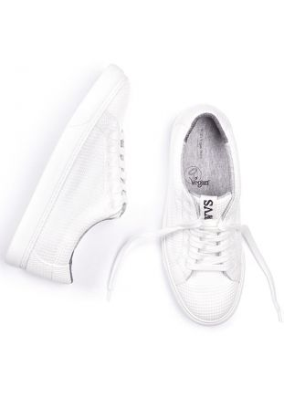 Will's LDN Biodegradable Sneakers White Wegańskie Buty Damskie