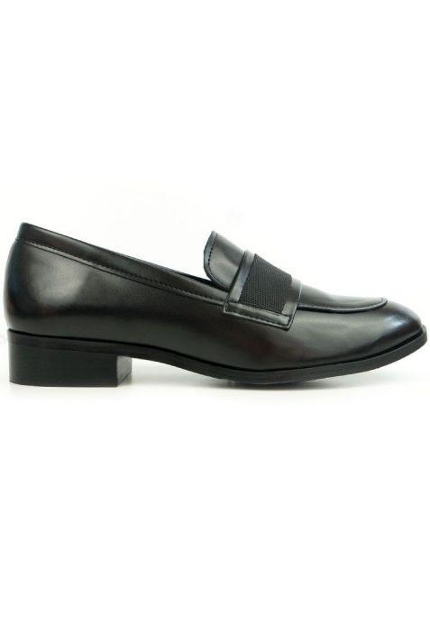 WILL'S Ribbon Loafers Wegańskie buty damskie