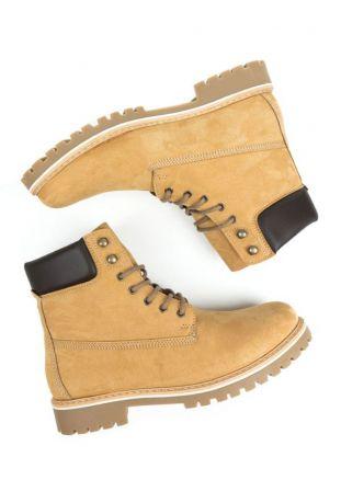 WILL'S Dock wegańskie buty