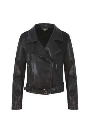 Will's Moto Jacket Wegańska Kurtka Damska Black