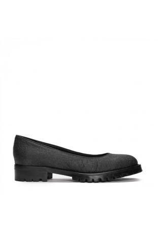 Nae Lili Piñatex Black Women's Ballerina Vegan Shoes