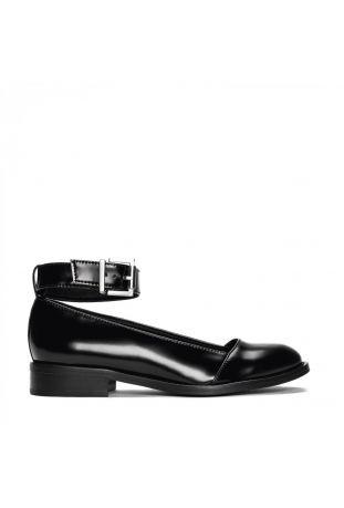 Nae Lola Micro Black Women's Ballerina Vegan Shoes