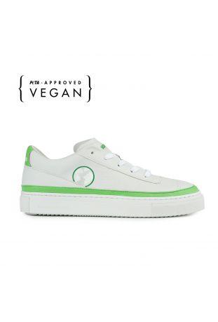 Komrads APL Apple Green Vegan Sneakers