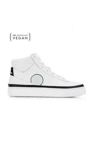 Komrads APL Iron Black High Top Vegan Sneakers