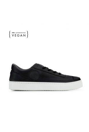 Komrads APL Monoblack Low Vegan Sneakers