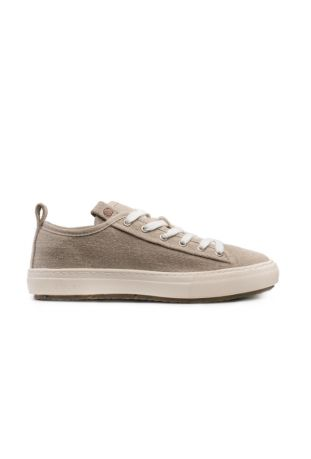 Zouri Bloom Linen Vegane Sneakers