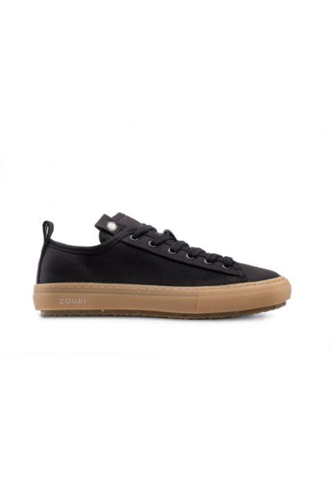 Zouri Bloom Classic Earth sneakersy wegańskie. Bawełna organiczna.