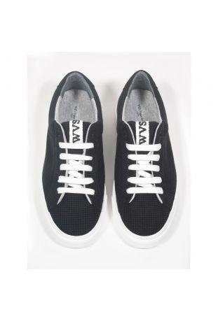 Will's LDN Biodegradable Sneakers Wegańskie Buty Damskie Black