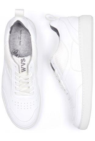 WILL'S Munich Sneakers White Wegańskie Sneakersy Damskie