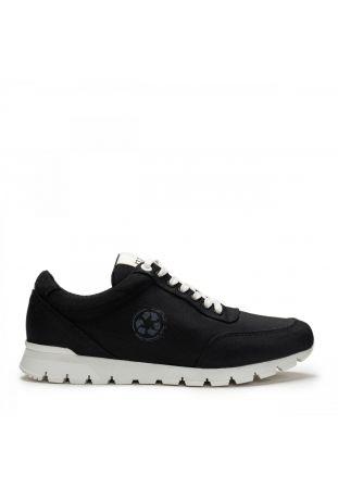 Nae Nilo Black Vegan Oxford Sneakers