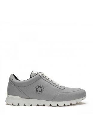 Nae Nilo Grey Vegan Oxford Sneakers