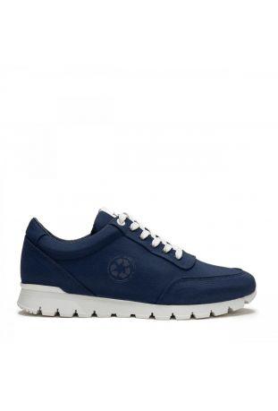 Nae Nilo Blue Vegan Oxford Sneakers