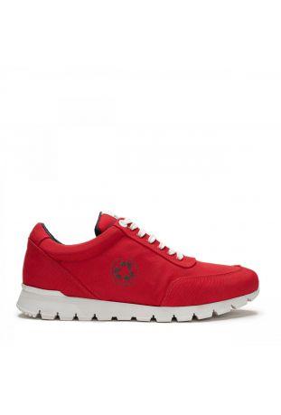 Nae Nilo Red Wegańskie Sneakersy