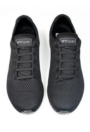 Will's Vegan WVSport Freedom Trainers Black