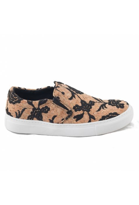 BARE CORK FRAUEN SNEAKERS