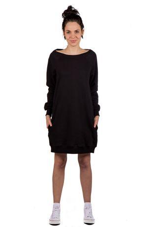 Vegana sukienka damska bawełna organiczna