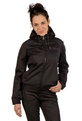 SLOGAN Looper Softshell Damenjacke recycled polyester