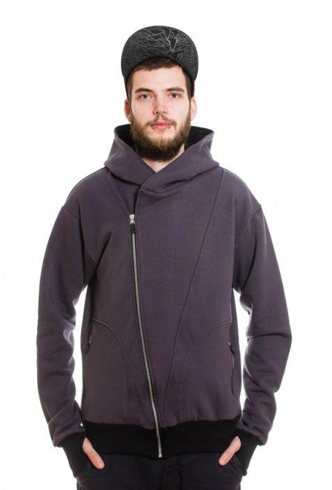 The Bassman bluza męska bawełna organiczna
