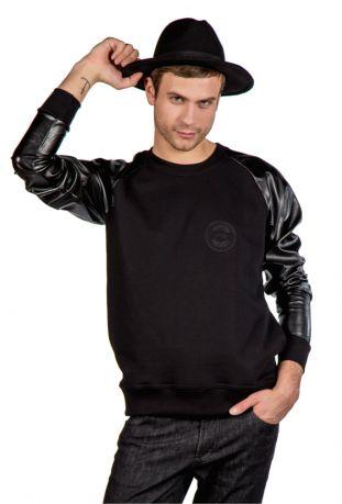 Soho Bio-Baumwolle Herren-sweatshirt