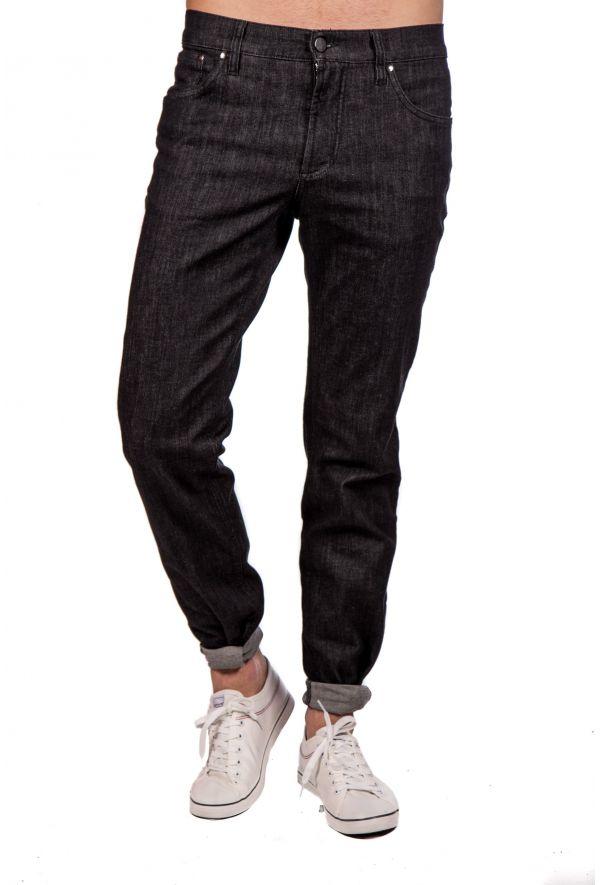 SLOGAN ORGANICA ekologiczne jeansy męskie. Bawełna