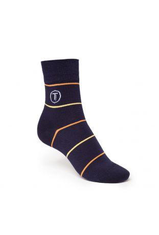 ThokkThokk Mid-Top Socken Camo Fairtrade & GOTS Bio Baumwolle