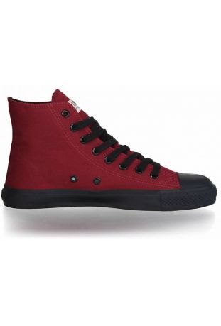 FAIR TRAINER BLACK CAP HI CUT COLLECTION 18 TRUE BLOOD | JET BLACK