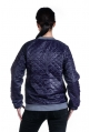 Dwustronna kurtka z organicznej bawełny Evita