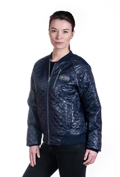 timeless design 508ee d7865 SLOGAN Evita Bio-Baumwolle zweiseitige Damenjacke